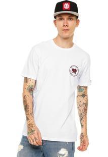 Camiseta Element Elementality Branca