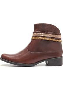 Bota Elite Country Frost Tabaco