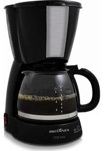 Cafeteira Britânia Inox Para 30 Cafés, Cp30 - 110 Volts
