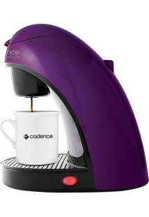 Cafeteira 2 Cafés Roxa 220V Cadence