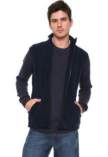 Colete Timberland Modern Fleece Iv16 Azul-Marinho