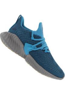 Tênis Adidas Alphabounce Instinct - Masculino - Azul Esc/Azul