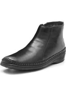 Bota Compreshoes Preto