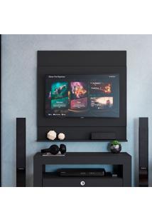 Painel Para Tv Até 47 Polegadas Ontário Preto