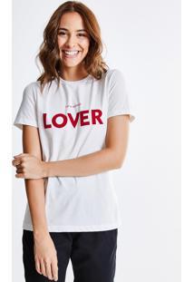 Blusa Lover Off-White