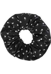Off-White Acessório Para Cabelo Com Estampa De Logo - Preto