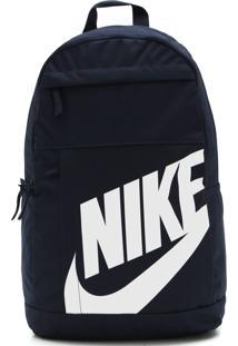 Mochila Nike Sportswear Elmntl Bkpk - 2.0 Azul-Marinho