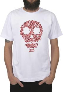 Camiseta Bleed American Flaw Branca