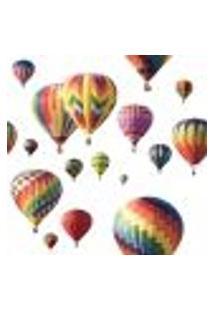 Papel De Parede Adesivo - Balões - 024Ppd