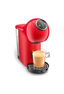 Cafeteira Nescafé Dolce Gusto Genio S Plus Dgs3 Vermelha 110V