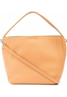 Furla Grace Hobo Shoulder Bag - Marrom
