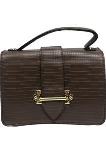 Bolsa Pequena Importada Sys Fashion 8536 Café