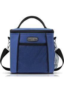 Bolsa Térmica Com Alça Jacki Design Ahl16018 Azul