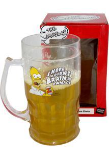 Caneca Chopp Homer
