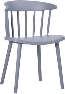 Cadeira Maisa Cinza Rivatti Móveis