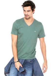 Camiseta Triton Reta Verde