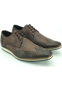 Sapato Social Teselli Inglês Masculino - Masculino