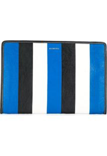 Balenciaga Clutch Bazar - Azul