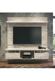 Painel Para Tv 55 Polegadas Livin Aspen 160 Cm