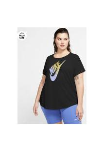 Plus Size - Camiseta Nike Sportswear Futura Feminina