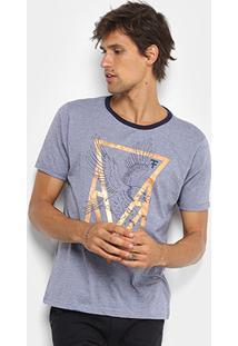 Camiseta Fatal Estampada Foil Metalizado Masculina - Masculino