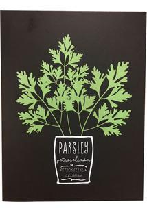 Quadro Decorativo Parsley Herbs 40X30 - 24744