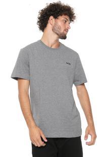 Camiseta Mcd More Core Cinza
