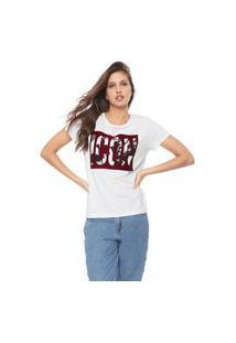 Camiseta Guess Icon Branca