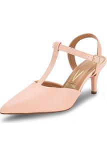 Sapato Feminino Chanel Vizzano - 1185782 Coral 37