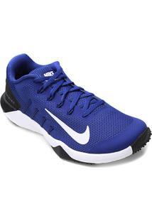 Tênis Nike Retaliation Tr 2 Masculino - Masculino-Azul Escuro