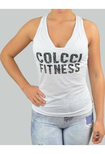 64927c0d3 R$ 149,90. Netshoes Regata Colcci Feminina Running Conforto Fitness -