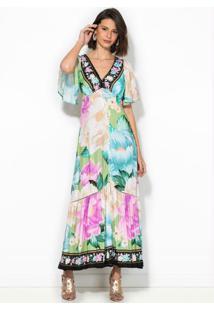 Vestido Cropped Liz Verde