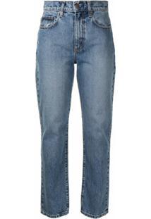 Nobody Denim Calça Jeans Hutton - Azul