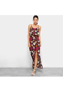 63e7254522 Vestido Longo Moderno feminino