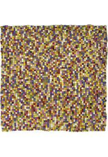 Tapete Big Croche - 200 X 200 Cm