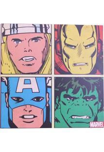 Quadro Heróis