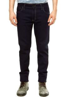 Calça Jeans Forum Reta Azul