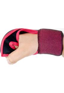 Luva Bandagem Jugui Rápida Elástica Rosa