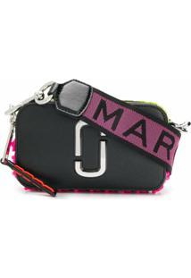 Marc Jacobs Bolsa Transversal Softshot - Preto
