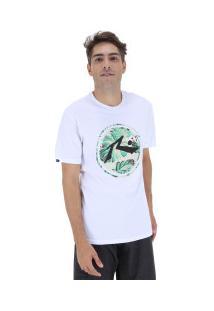 Camiseta Rusty Feer - Masculina - Branco