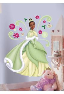Casaco De Pele Princesa Tiana