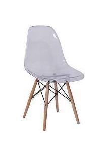 Cadeira Em Policarbonato Transparente