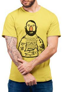 Sailor Radriguez - Camiseta Basicona Unissex