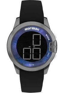 Relógio Mormaii Luau Feminino - Feminino-Preto