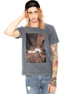 Camiseta Redley Fps 30 Cinza