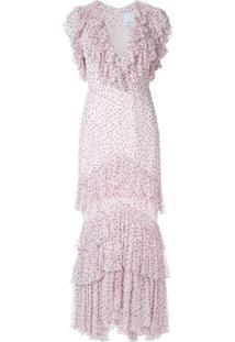 Acler Vestido Wendall - Rosa
