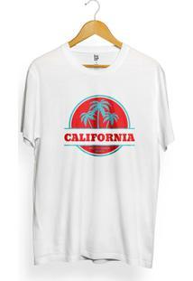 Camiseta Los Fuckers Santa Monica - Masculino-Branco