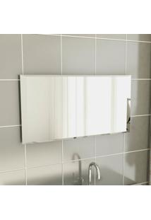 Espelho Para Banheiro Retangular Thiago 77 Cm