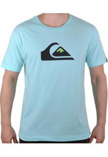 Camiseta Quiksilver Mountain And Wave Masculina - Masculino