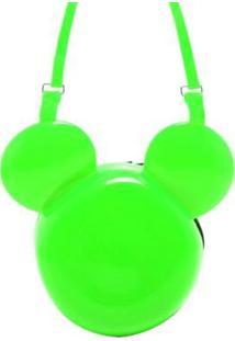 Bolsa Mickey Feminina - Feminino-Verde